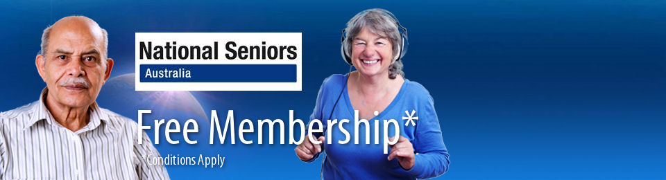 National Seniors Membership