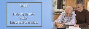 SRES help seniors decision SRES